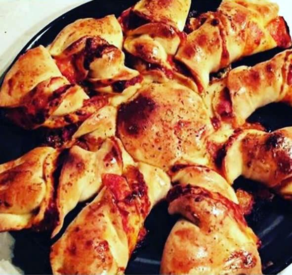 Sole di pizza